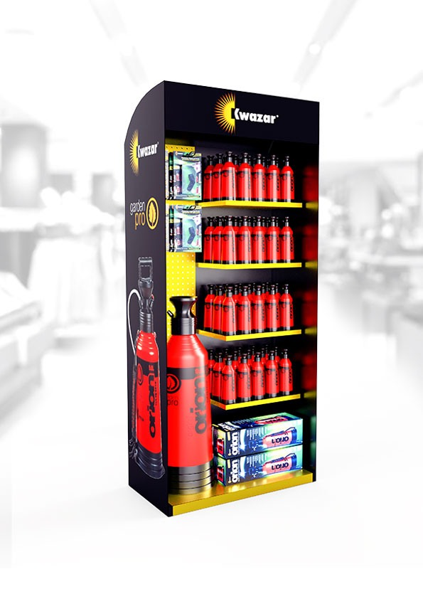 Promotional and sales display