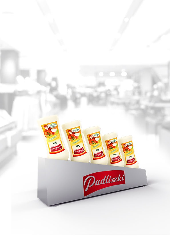 Dispensador de salsa