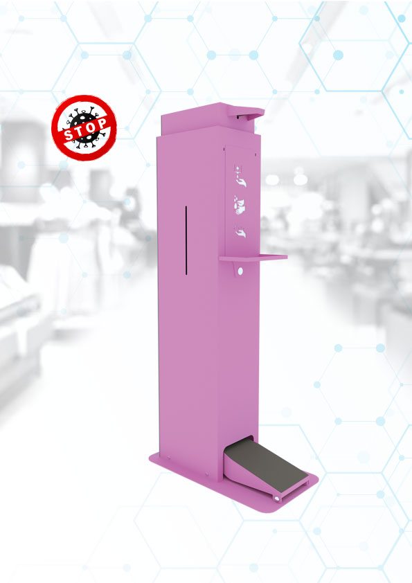 Modern 5L automatic disinfection rack manufacturer