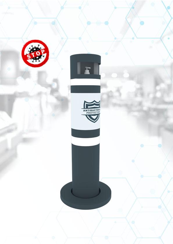 School disinfection bar graphite manufacturer disinfection dispenser