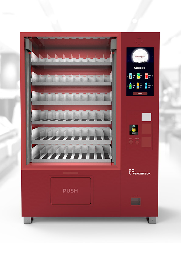 vending, maszyna vendingowa